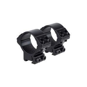 Hawke Sport Optics Air Gun Accessory 1 Hawke Match Medium 30mm Rings, Dovetail
