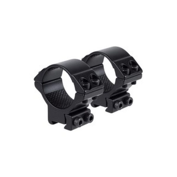 Hawke Sport Optics Air Gun Accessory 1 Hawke Match Medium 30mm Rings, Dovetail