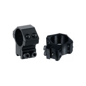 Utg Air Gun Accessory 1 Accushot Medium 30mm Rings, Dovetail