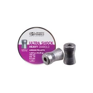 Jsb Pellets and BBs 1 JSB Ultra Shock Hollow Point .22 Cal, 25.39 gr - 150 ct 0.22