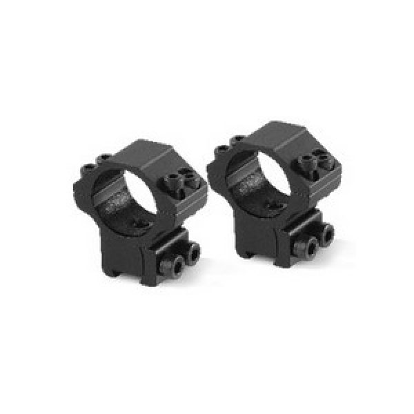 "Centerpoint Air Gun Accessory 1 CenterPoint Medium Premium 1"" Rings, Dovetail"