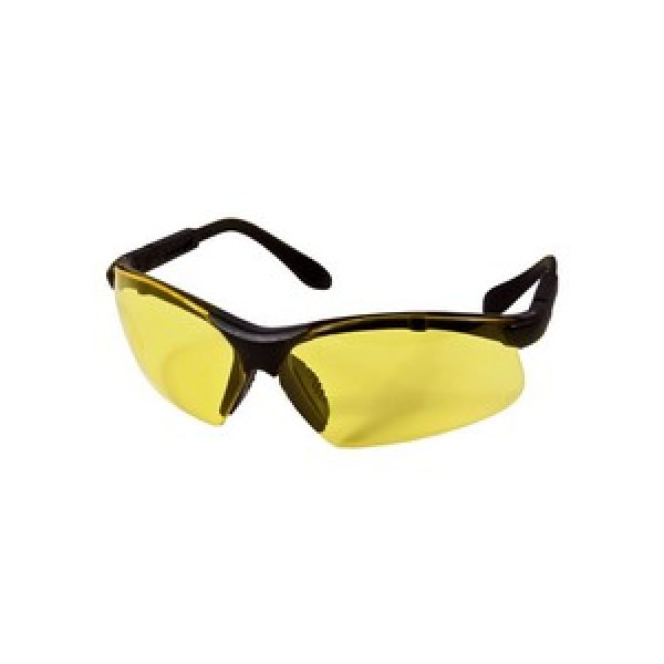 Radians Air Gun Accessory 1 Radians Revelation Sport Safety Glasses, Amber