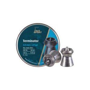 Haendler & Natermann Pellets and BBs 1 H&N Terminator .22 Cal, 16.36 gr - 200 ct 0.22