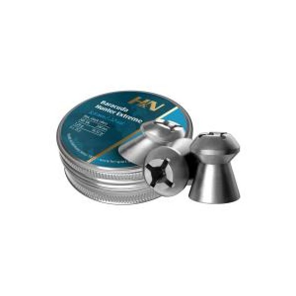 Haendler & Natermann Pellets and BBs 1 H&N Baracuda Hunter Extreme .22 Cal, 18.52 gr - 200 ct 0.22