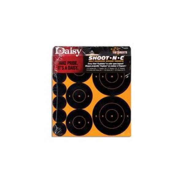 Daisy Air Gun Accessory 1 Daisy Shoot-N-C Targets