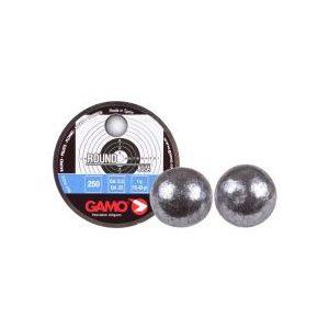 Gamo Pellets and BBs 1 Gamo Roundball .22 Cal, 15.43 gr - 250 ct 0.22
