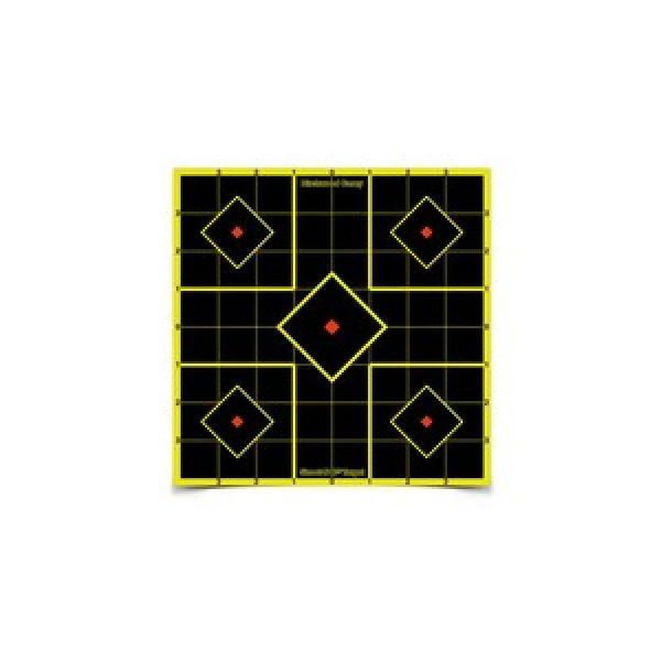 "Birchwood Casey Air Gun Accessory 1 Birchwood Casey Shoot-N-C 8"" Sight-In Targets, 6 ct"