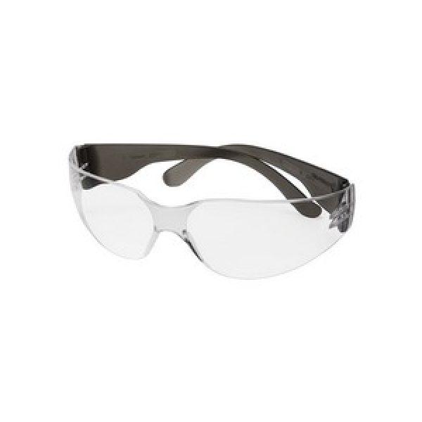 Crosman Air Gun Accessory 1 Crosman Safety Glasses, Clear Lenses, Gray Temples