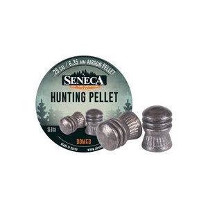Seneca Pellets and BBs 1 Seneca Hunting Pellets, .25 Cal, 35.8 gr - 100ct 0.25