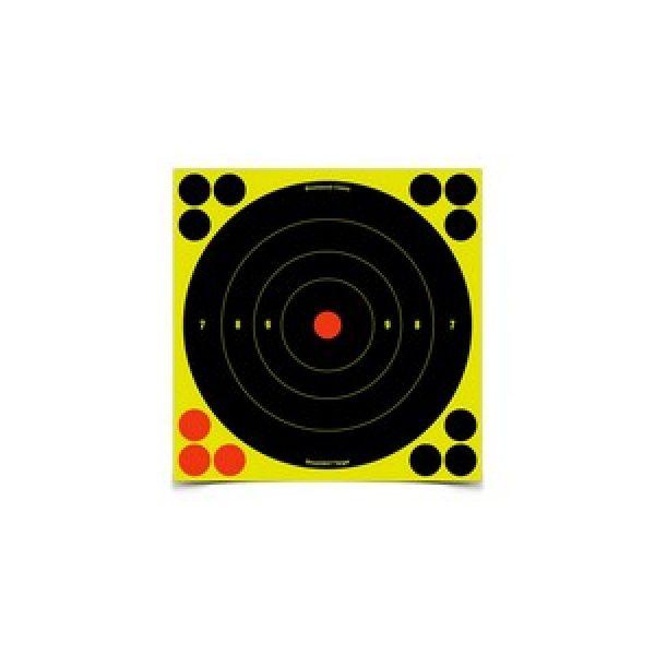 "Birchwood Casey Air Gun Accessory 1 Birchwood Casey Shoot-N-C 8"" Round Targets, 6 ct"