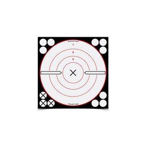 "Birchwood Casey Air Gun Accessory 1 Birchwood Casey Shoot-N-C 8"" Bullseye X Targets, 6 ct"
