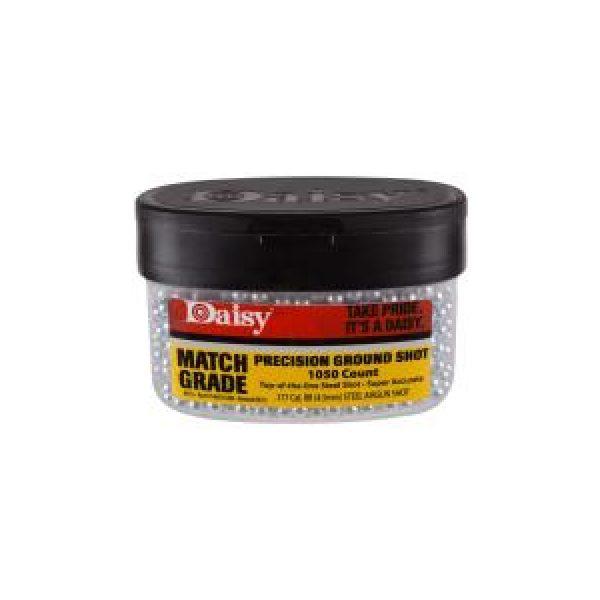 Daisy Pellets and BBs 1 Daisy Match Grade Avanti Precision Ground Shot BBs, 1050 ct 0.177