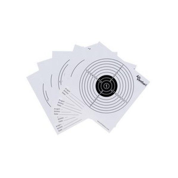 Air Venturi Air Gun Accessory 1 Air Venturi Paper Targets, 100 pack