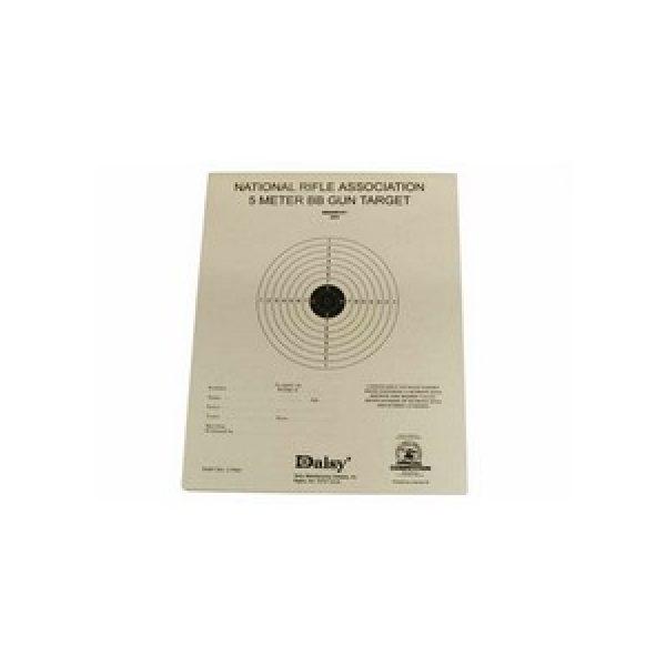 Daisy Air Gun Accessory 1 Daisy Official NRA 5-Meter Air Rifle Target, 50 ct