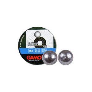 Gamo Pellets and BBs 1 Gamo Roundball .177 Cal, 8.2 gr - 250 ct 0.177