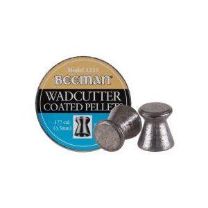 Beeman Pellets and BBs 1 Beeman Wadcutter Coated .177 Cal, 7.7 gr - 500 ct 0.177