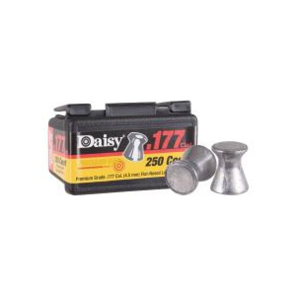 Daisy Pellets and BBs 1 Daisy Wadcutter .177 Cal, 7.5 gr - 250 ct 0.177