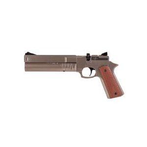 Ataman Air Pistol 1 Ataman AP16 Compact Air Pistol, Titanium 0.22