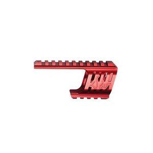 Asg Air Gun Accessory 1 Dan Wesson Custom CNC Rail Mount, Red