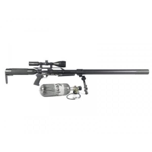 Airforce Air Rifle 1 AirForce Texan LSS, Hunter Combo, .45 Caliber 0.45