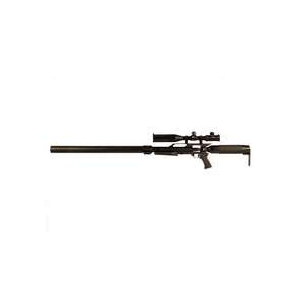 Airforce Air Rifle 1 AirForce Texan LSS, Hawke Scope Combo, .45 Caliber 0.45