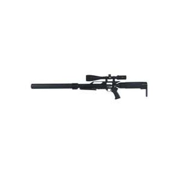 Airforce Air Rifle 1 AirForce Texan SS, Hawke Scope Combo, .45 Caliber 0.45
