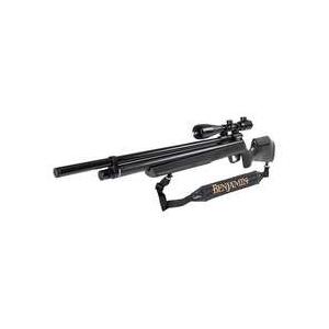 Benjamin Air Rifle 1 Benjamin Marauder Premium Combo, Synthetic, .25 cal 0.25