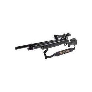 Benjamin Air Rifle 1 Benjamin Marauder Premium Combo, Synthetic, .177 cal 0.177