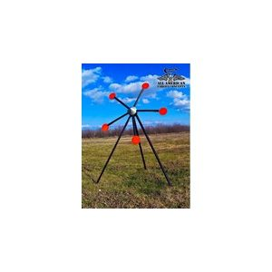 All American Target Concepts Air Gun Accessory 1 Crosman Training Targets- Official NRA at 25' Distance (25 ct)