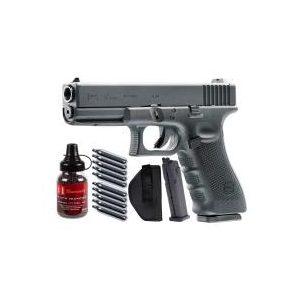 Glock Air Pistol 1 Glock 17 Gen. 4 BB Pistol Essentials Combo 0.177