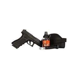 Glock Air Pistol 1 Glock 17 Gen. 3 BB Pistol, Black Ops Combo 0.177