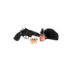 Smith & Wesson Air Pistol 1 S&W 327 TRR8 BB Revolver, Black Ops Combo 0.177