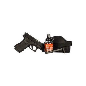 Glock Air Pistol 1 Glock 19 Gen. 3 BB Pistol, Black Ops Combo 0.177
