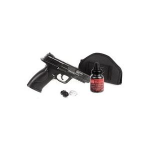 Smith & Wesson Air Pistol 1 Smith & Wesson M&P 45 BB & Pellet Pistol, Black Ops Combo 0.177