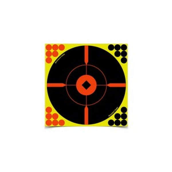 "Birchwood Casey Air Gun Accessory 1 Birchwood Casey Shoot-N-C 8"" Round X Targets, 50 ct"