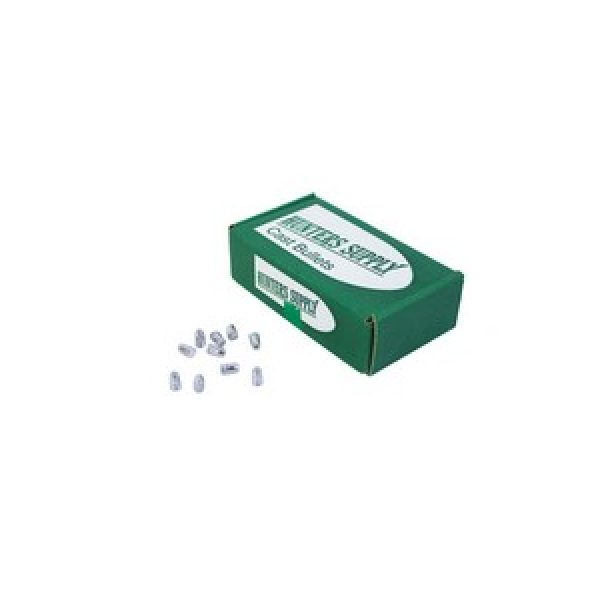 Hunters Supply Pellets and BBs 1 Hunters Supply Hollowpoint .25 Cal, 48 g - 100 ct 0.25