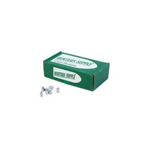 Hunters Supply Pellets and BBs 1 Hunters Supply Flat Point .25 Cal, 49 g - 100 ct 0.25