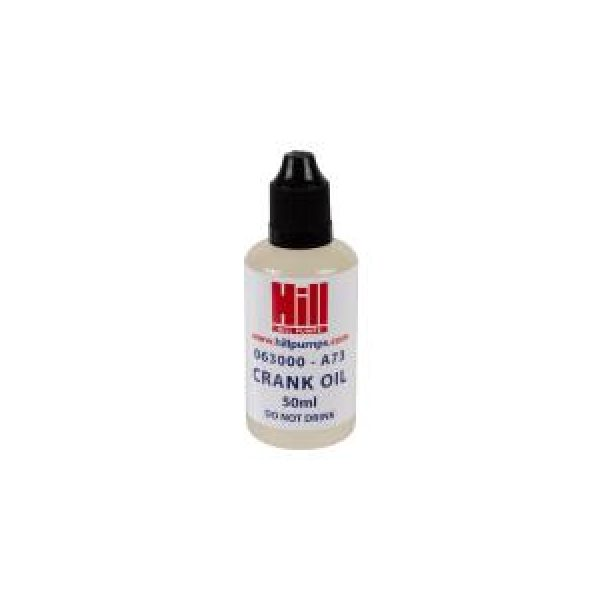 Hill Air Gun Accessory 1 Hill Crank Oil, 50ml bottle