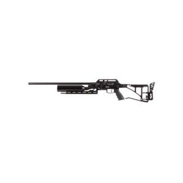 Fx Airguns Air Rifle 1 FX Dream-Base Aluminum Bottle, Saber Tactical Chassis, 500mm Barrel, .177 0.177