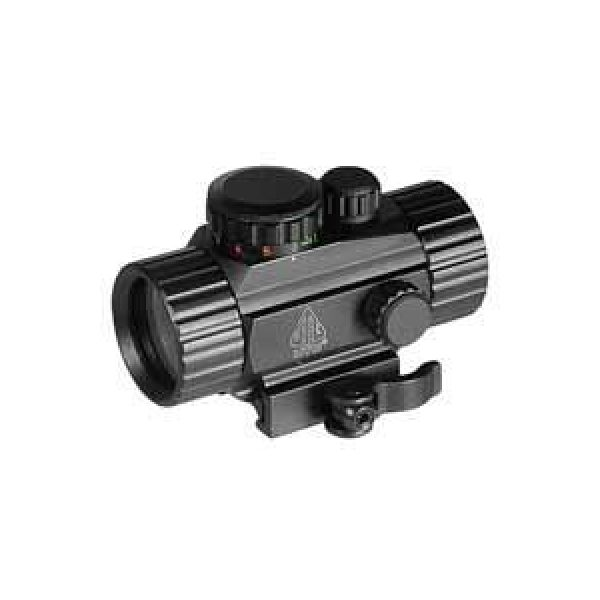Utg Air Gun Accessory 1 UTG 1x30mm Compact ITA Red/Green Circle Dot Sight
