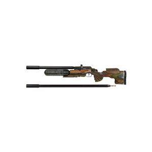 Fx Airguns Air Rifle 1 FX Crown Continuum MKII, GRS Green Mountain Laminate, .22 Caliber, Right-Handed 0.22