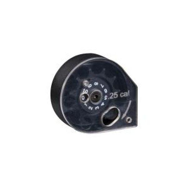 Benjamin Air Gun Accessory 1 Benjamin Craftsman Series PCP Magazine, .25 Caliber