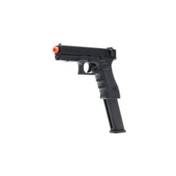 Glock Airsoft Pistol 1 GLOCK G18C Gen3 GBB Airsoft Pistol, Extended Mag 6mm