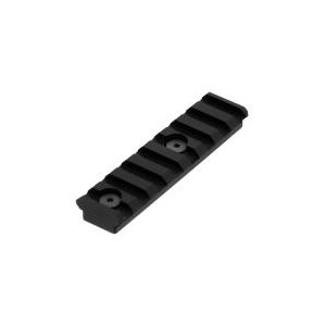 "Leapers Air Gun Accessory 1 UTG PRO 3.14"" KeyMod Picatinny Rail Section, 8 Slots"
