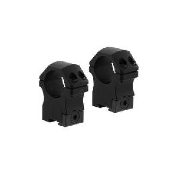 """Leapers Air Gun Accessory 1 UTG PRO 1"""" High Profile P.O.I Dovetail Rings"""