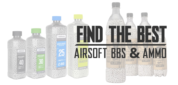 Best Airsoft BBs to Use in Airsoft Guns