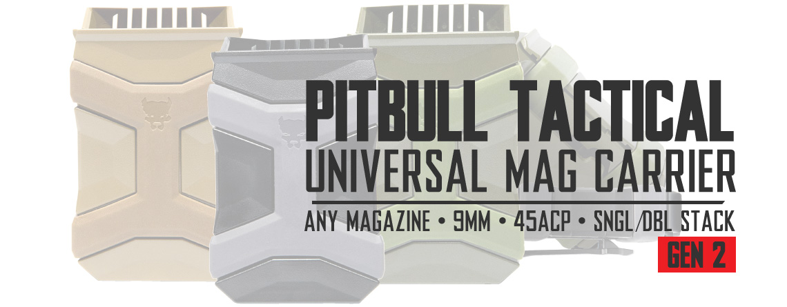 Pitbull Tactical Universal Mag Carrier Gen 2 Review