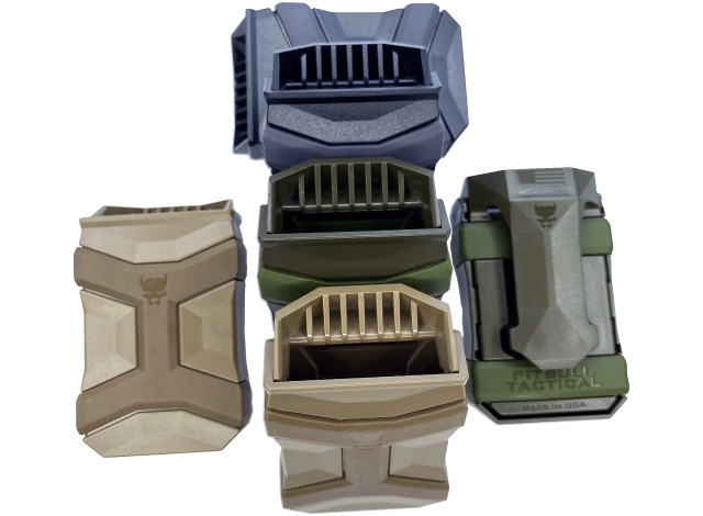 Pitbull Tactical Universal Magazine Carrier Gen 2 All Colors