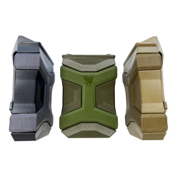 Pitbull Tactical Universal Magazine Carrier Gen 2 Black, OD Green, and Tan