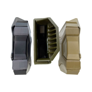 Pitbull Tactical Universal Magazine Carrier Gen Tri OD Green Top View